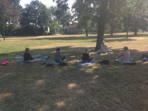 yoga lessen